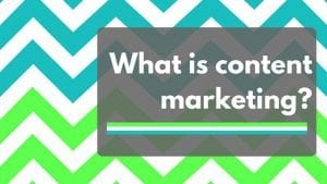 What is content marketing v2
