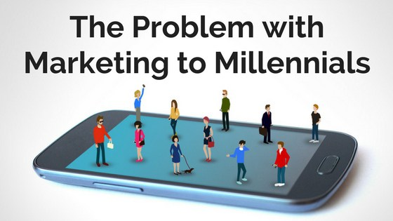Yes, it's another article about marketing to millennials! But do millennials even exist? Let's discuss what you should be focusing on instead...